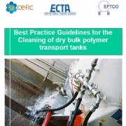 Beste Praktijk Richtlijnen voor de Reiniging van droge bulk polymeer transport tanks.